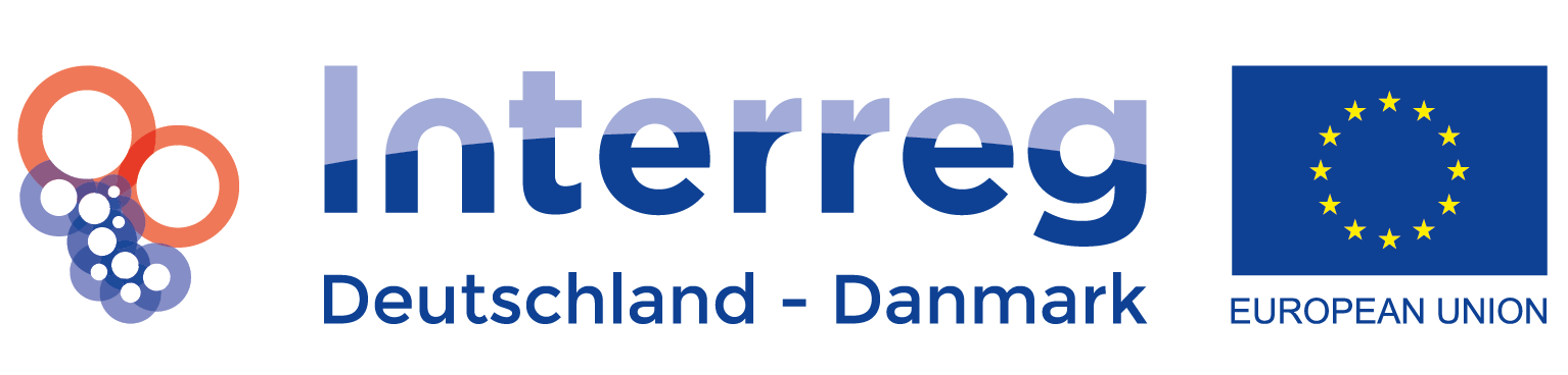 logo interreg european union